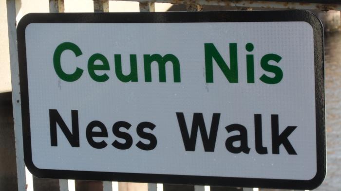 The Ness Island Walk