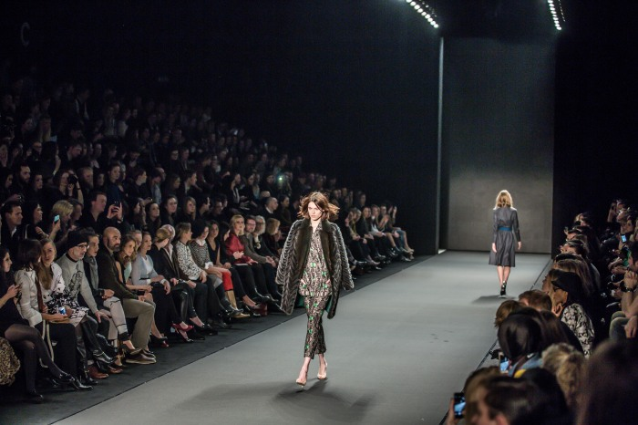 Mercedes-Benz Fashion Week Berlin Autumn/Winter 2014 in Berlin am 14.01.2014