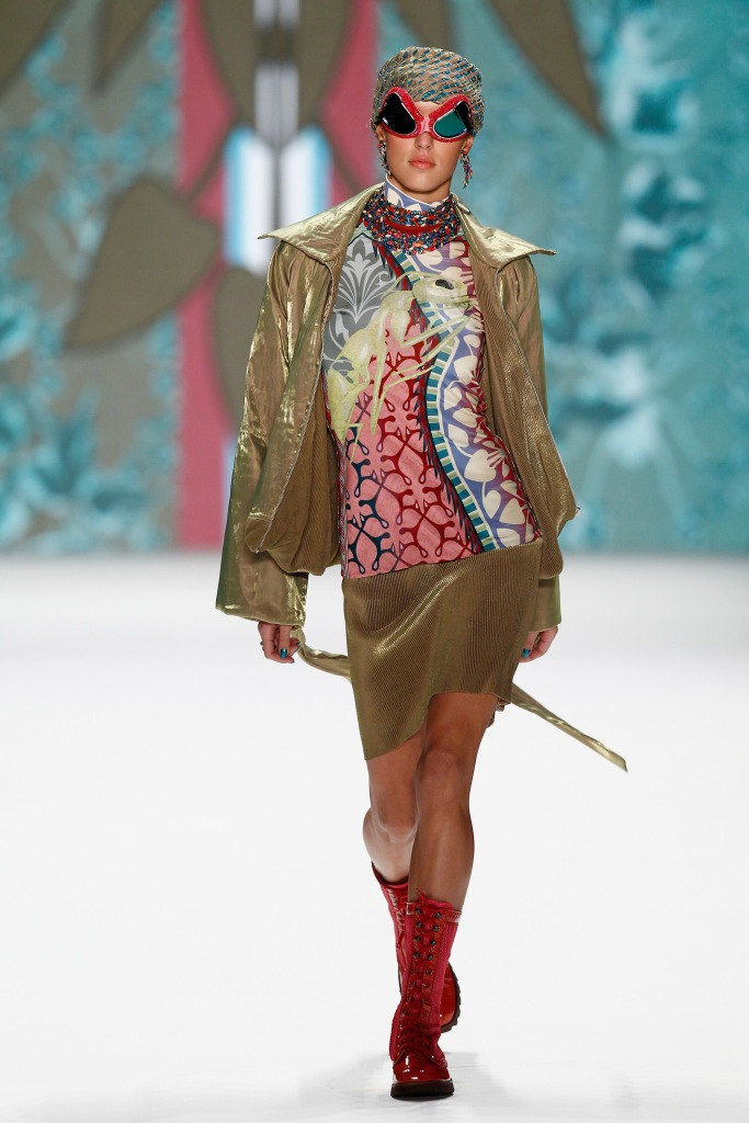 Miranda Konstantinidou Show - Mercedes-Benz Fashion Week Autumn/Winter 2014/15