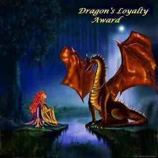 The Dragon's Loyalty Award.