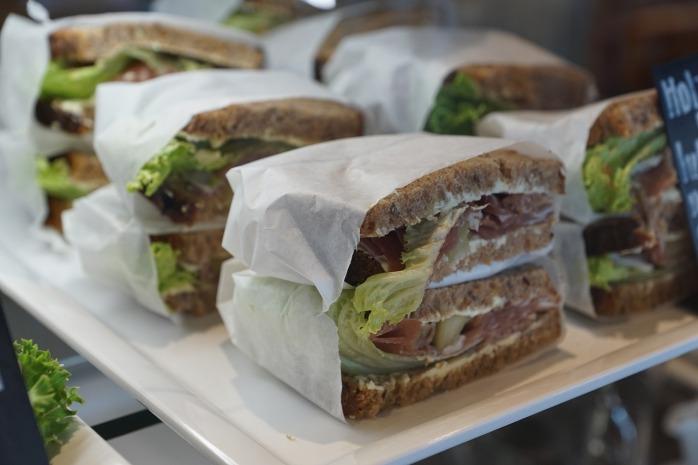 A sandwich anyone?