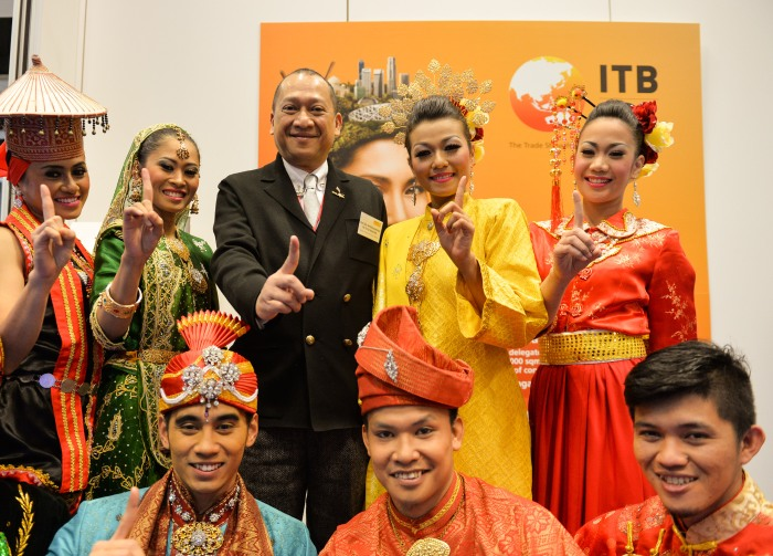 International Cultures at the ITB Berlin, 2014.