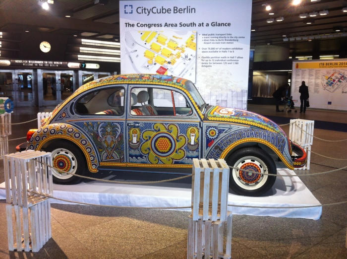 ITB Berlin, and a Mexican volkswagen!