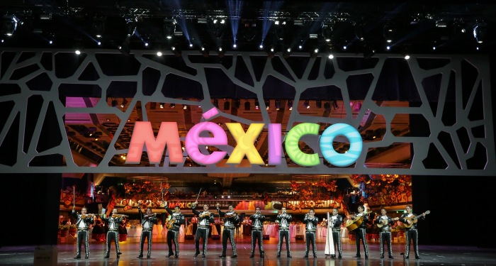 Mexico's Opening Ceremony