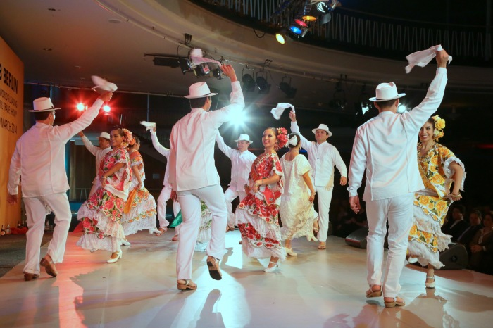The Grand Closing Ceremony: Mexico - ITB Berlin.