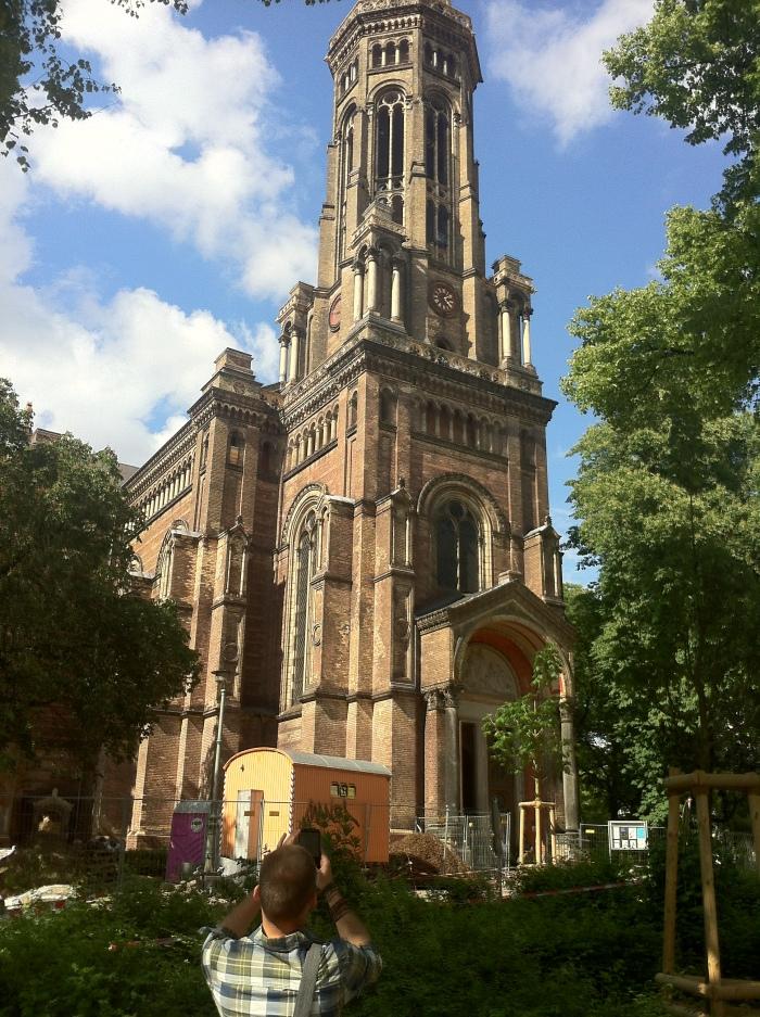 Churches of protest - Zionkirsche.