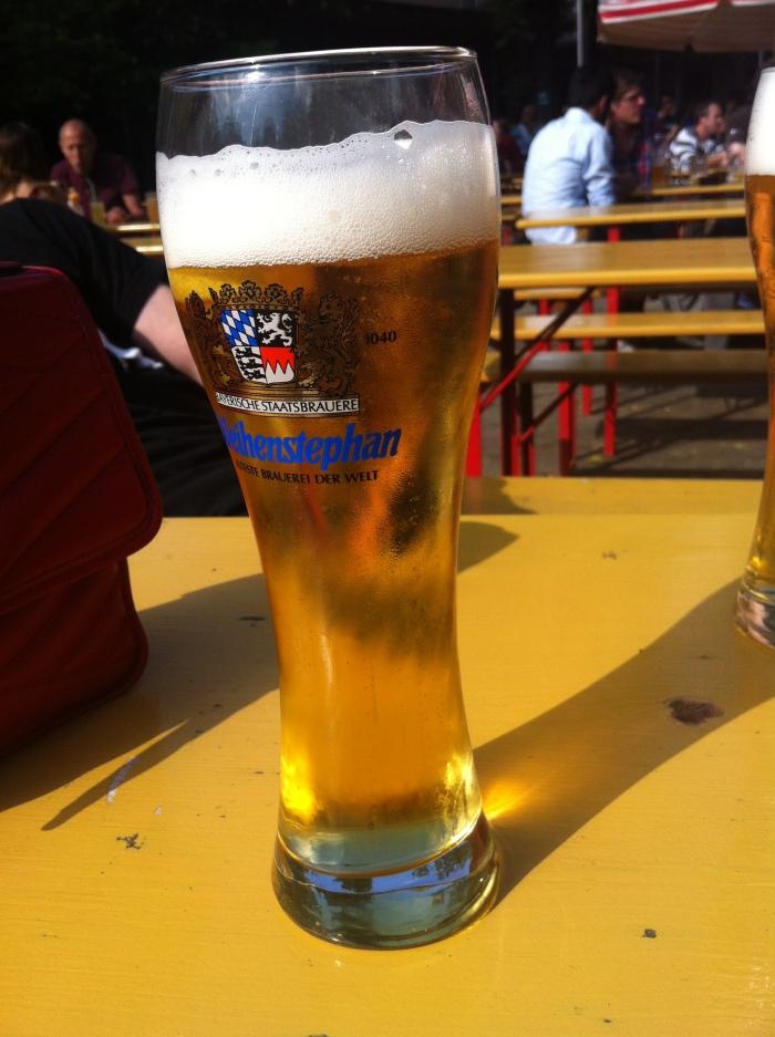 Good German beer!