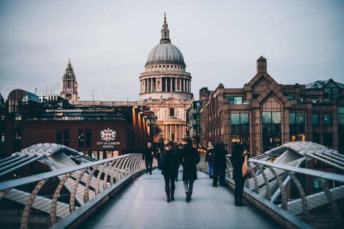 I went on a City of London Square Mile tour, and had a most invigorating time!