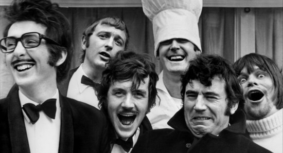 The Monty Python boys.