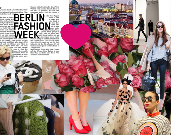 Berlin Fashion Week 2014/2015. @zukkermaedchen.de