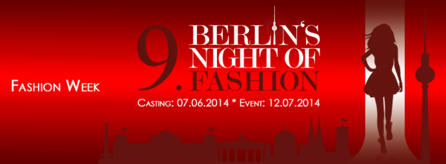 Berlin's Night of Fashion, 2014.