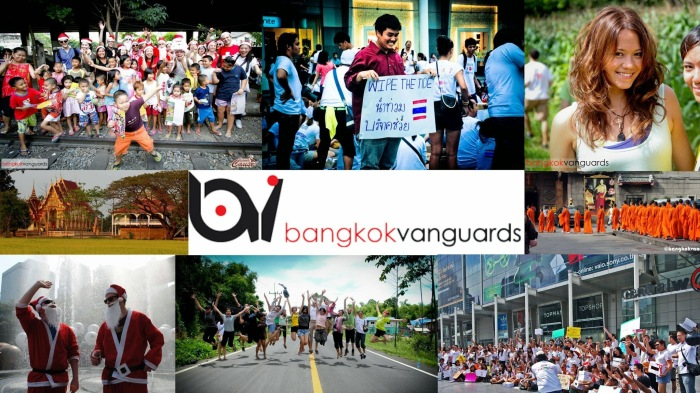 Thanks very much Bangkok Vanguards. Photo@ Bangkok Vanguards.