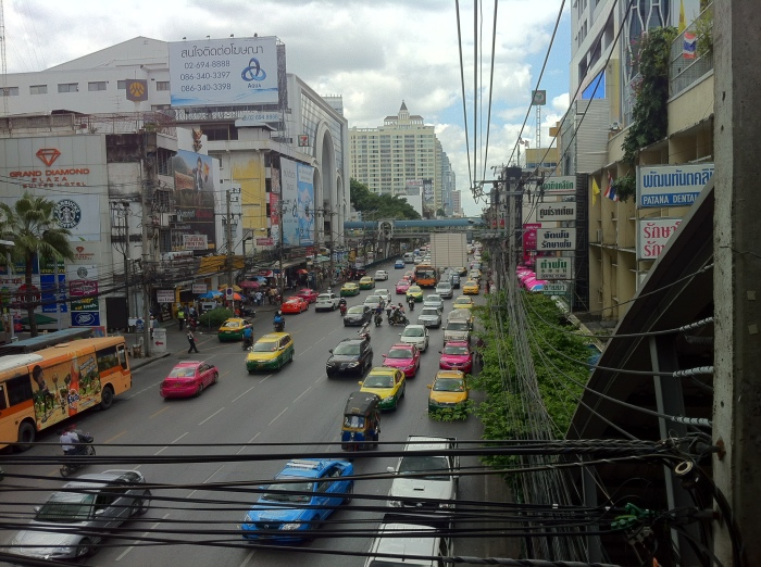 Bangkok - a complicated, tangled city!