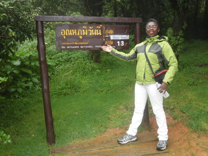 Behold! The Doi Inthanon National Park in Chiang Mai!