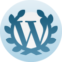 My one year Blogging Anniversary Badge