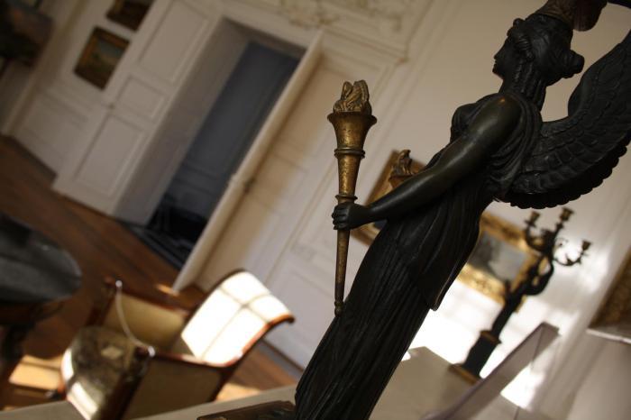 The Fine Arts Museum in Cambrai, Nord-Pas-de Calais, in France!