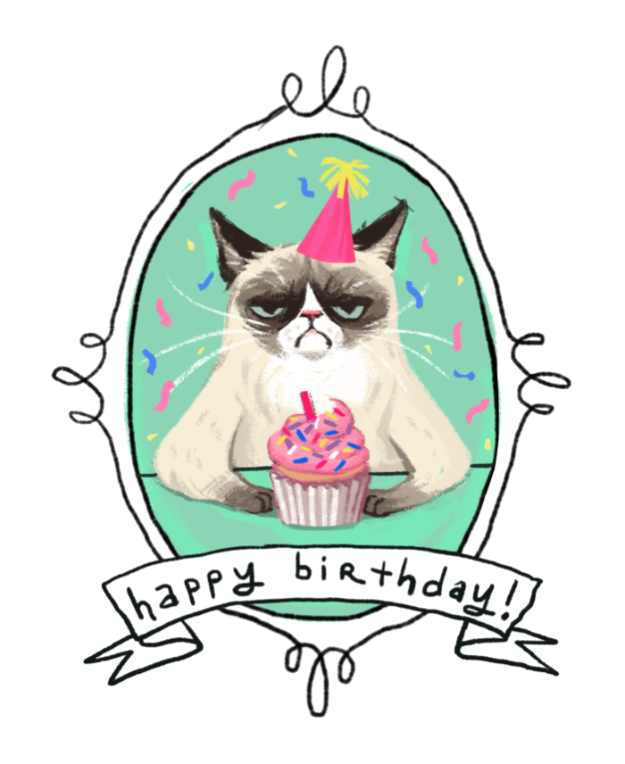 Happy Birthday. My blog is 1!