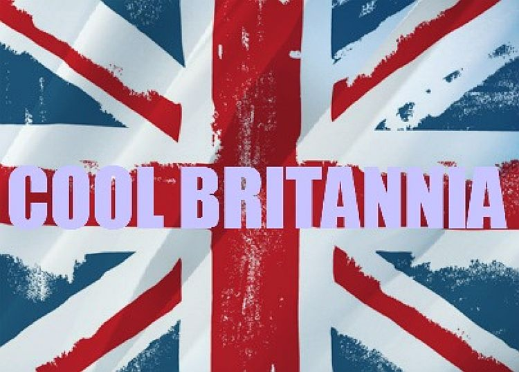 Image result for cool britannia