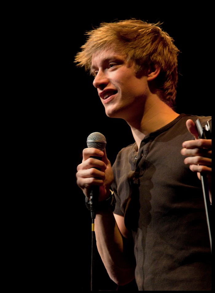 The hilarious Daniel Sloss