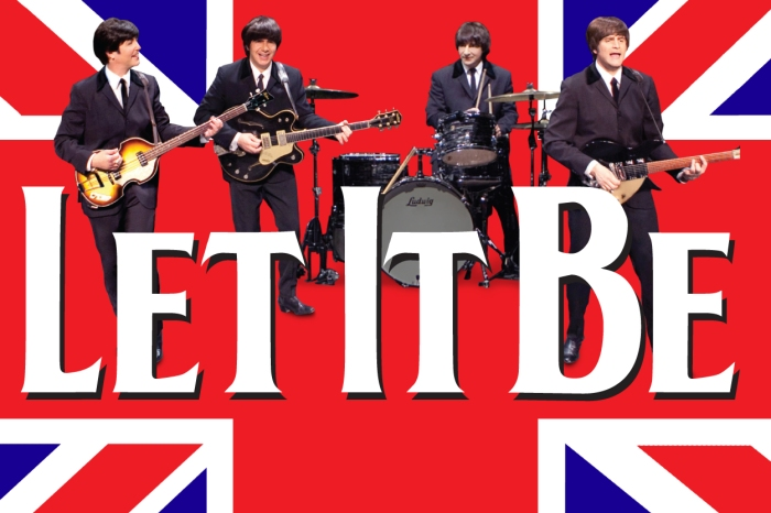 Let It Be - The Musical.