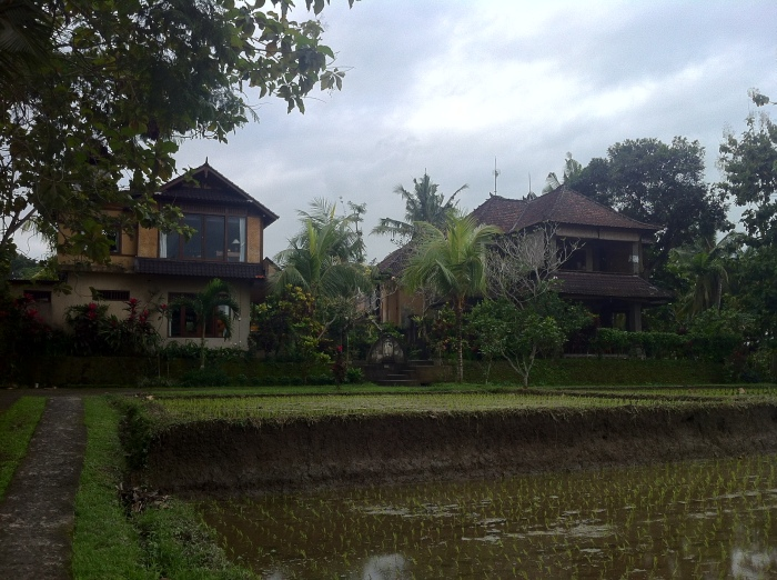 Utari House at Alam Shanti, Bali.
