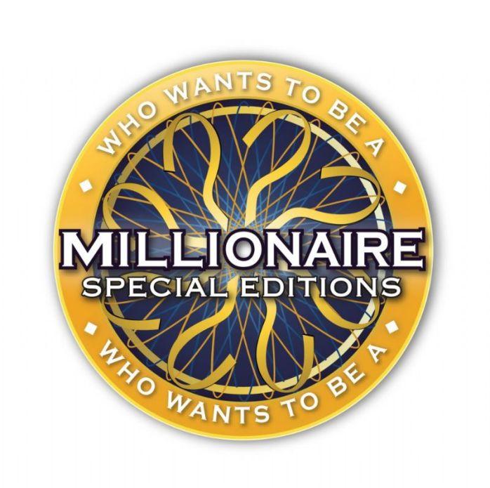I'm a Millionaire!