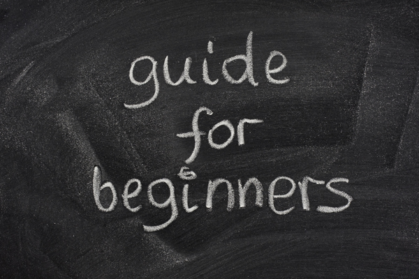 The beginners guide to...!