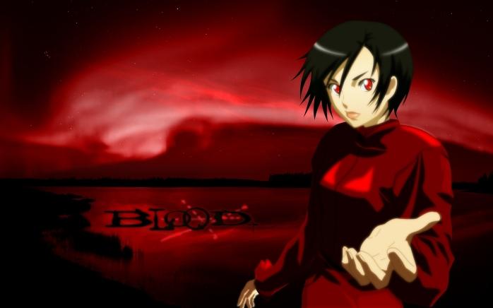 I was bleeding! @fanpop.com