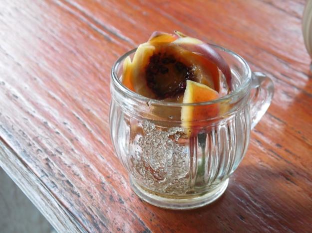 Some strange fruit in Bali.