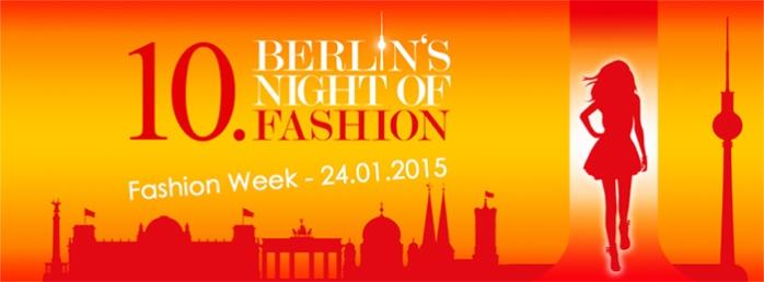 The 10th Berlin's Night Of Fashion - Berlin Fashion Week.