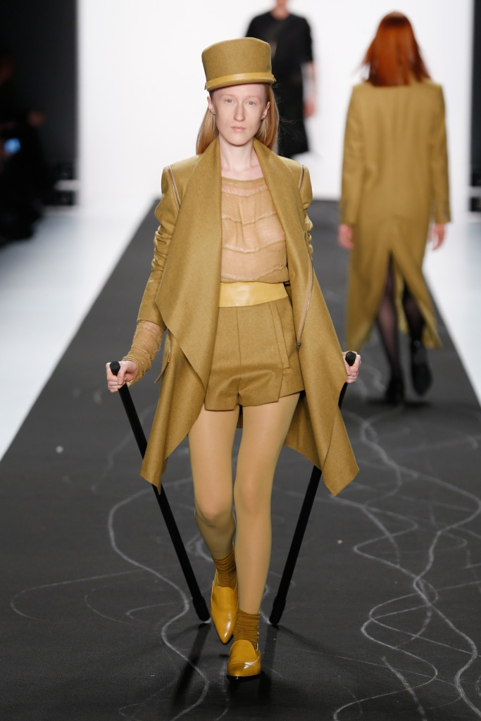 Esther Perbandt Show - Mercedes-Benz Fashion Week Berlin Autumn/Winter 2015/16
