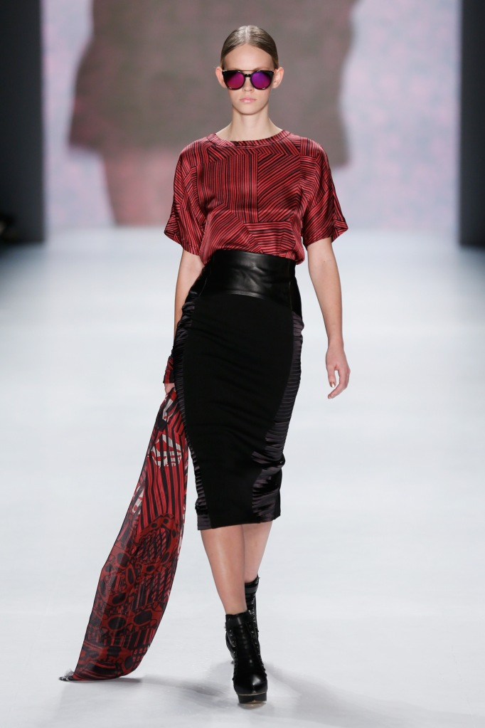 Glaw Show - Mercedes-Benz Fashion Week Berlin Autumn/Winter 2015/16