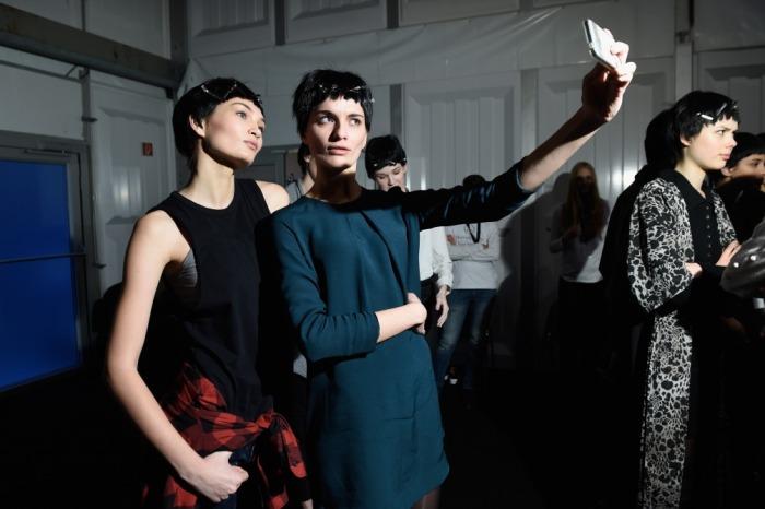 Use Unsued - Mercedes-Benz Fashion Week Berlin.