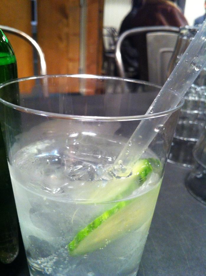 My Gin & Tonic!