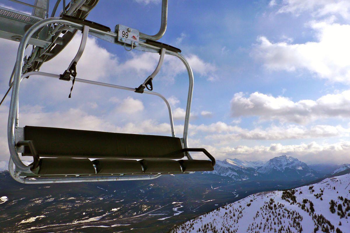 empty chair lift ski resort the empty chair british berliner