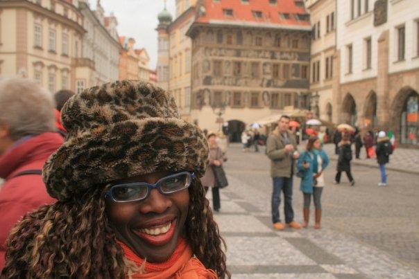 As lovely as in Prague!