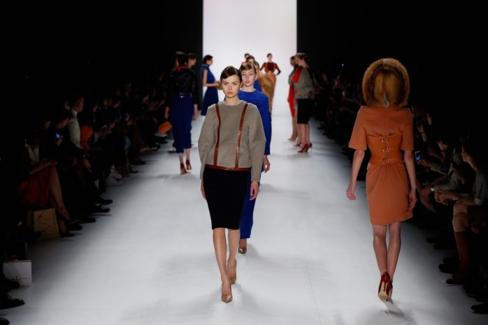 Marina Hoermanseder - Mercedes-Benz Fashion Week Berlin.