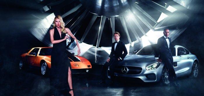 Mercedes-Benz Fashion Week Berlin.