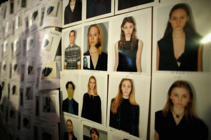 William Fan - Photographs. Mercedes-Benz Fashion Week Berlin.