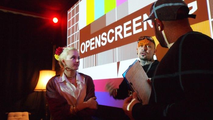 Open Screening.