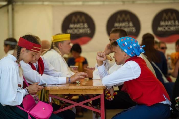 Estonian Young Folk.
