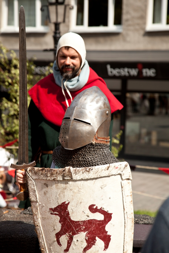 Tallinn Medieval Days. Kristina Õllek @Tallinn City Tourist Office & Convention Bureau