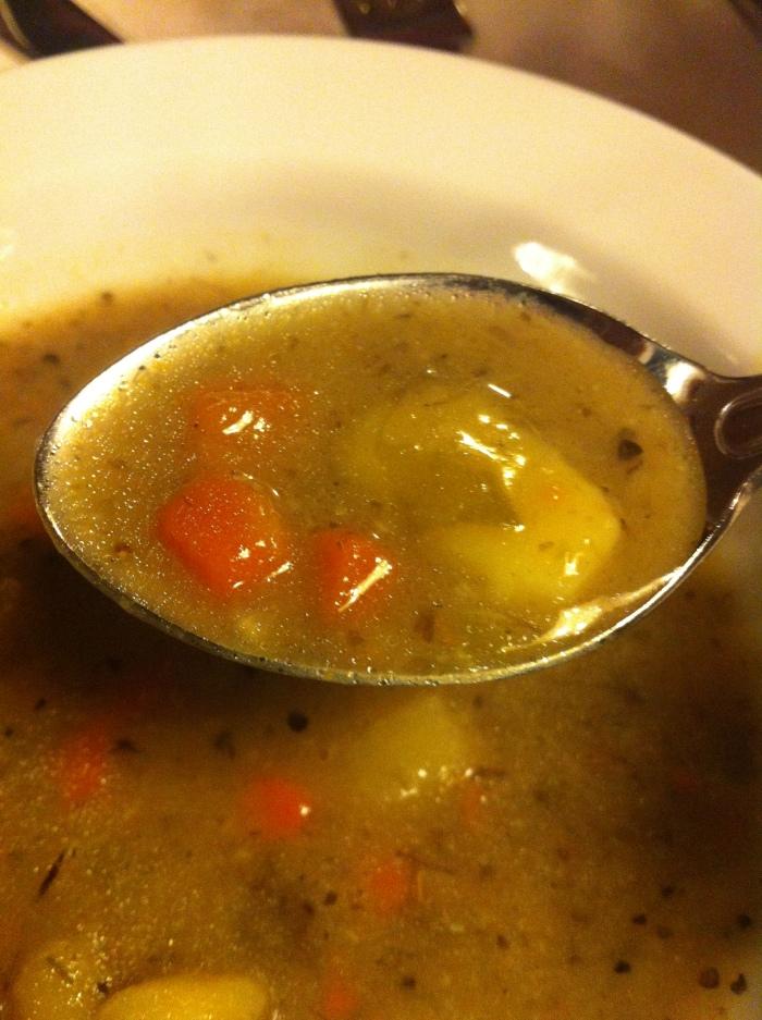 Czech Potato Soup.