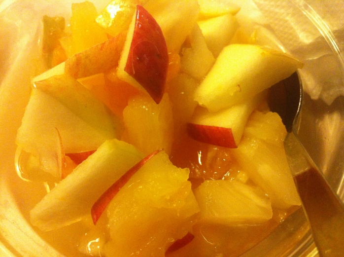 Fruit Salad Bowl.