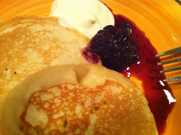 Pancakes from Lithuania!