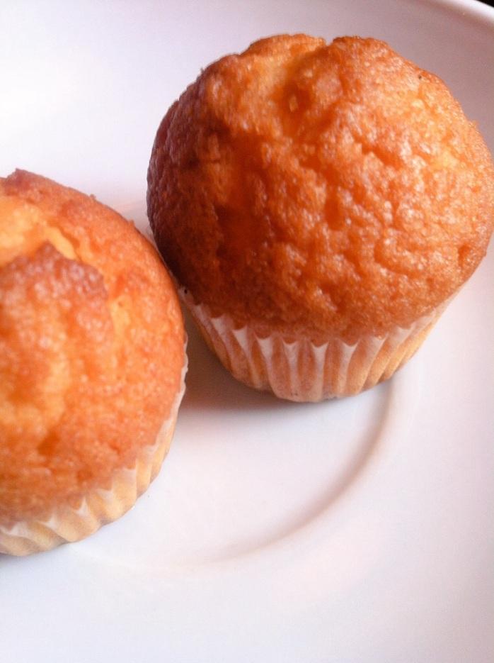 Cupcakes in Riga, Latvia.