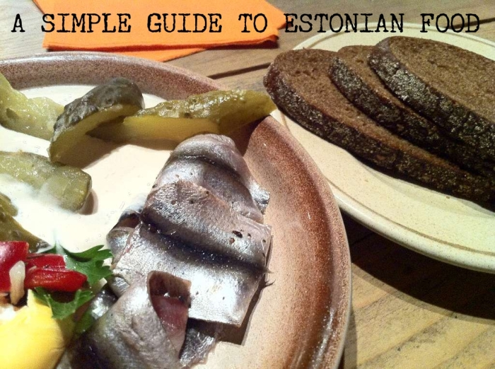 A Simple Guide to Estonian Food