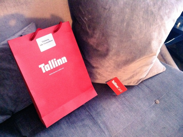 The Tallinn Card for visitors & tourists.