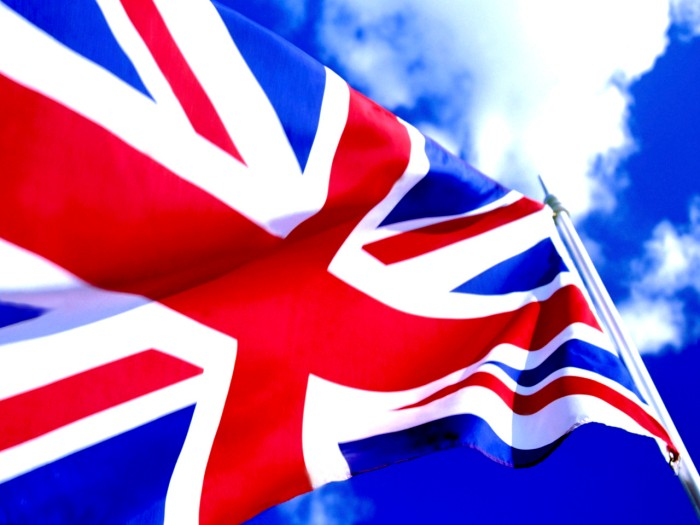 Our British Flag © Royalty-Free/Corbis