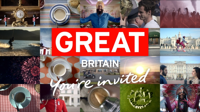 Great Britain - You're Invited!